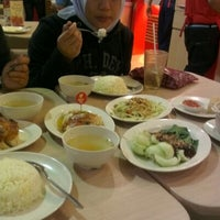 Photo taken at The Chicken Rice Shop by Azie A. on 9/7/2012