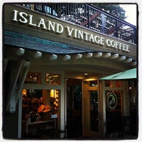 Photo taken at Island Vintage Coffee by Norbert H. on 7/7/2012