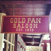Foto tomada en Gold Pan Saloon por Beau S. el 2/29/2012