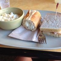 Photo taken at Panera Bread by Logan on 7/25/2012