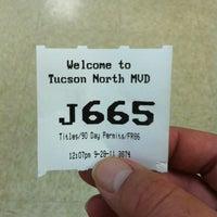Photo taken at Arizona DMV by Jason T. on 9/28/2011