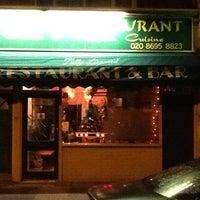 Photo taken at Matahari Restaurant by Oliver B. on 12/31/2011