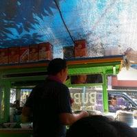 Photo taken at Bubur Ayam Cirebon MT. Haryono by Tato H. on 11/26/2011