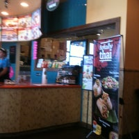 Photo taken at Tropical Smoothie Cafe by Peggy F. on 6/29/2012