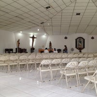 Photo taken at Iglesia Perpetuo Socorro by Nady G. on 4/26/2012