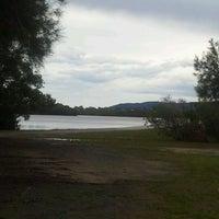 Photo taken at Uratta Street Park by Annemarie S. on 10/9/2011