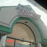 Photo taken at Hess Express by Tonito on 10/3/2011