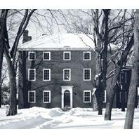 Photo taken at Massachusetts Hall by Bowdoin College on 10/17/2011