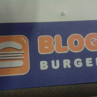 Photo taken at Blog burger by Marcio S. on 3/6/2012