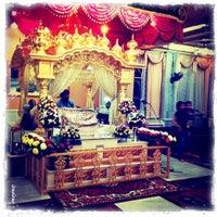 Photo taken at Gurudwara Sri Guru Singh Sabha by Sunny S. on 9/1/2011