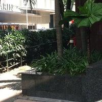 Photo taken at Takashimaya Smoking Area by ZuL S. on 5/10/2011