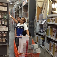 Photo taken at The Home Depot by Max G. on 7/31/2012