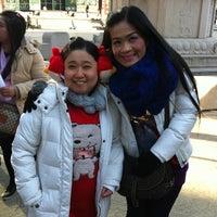 Photo taken at 조계사 극락전 by Mam U. on 2/18/2012