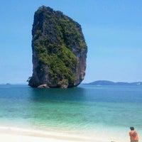 Photo taken at Poda Island by Jibzaa S. on 8/13/2012