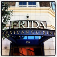 Photo taken at Frida Mexican Restaurant by Jose S. on 8/5/2012