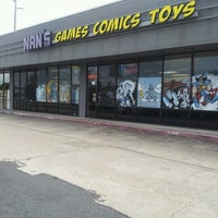 Photo taken at Nan's Comics, Games, and Toys by Ron F. on 9/5/2012