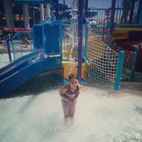 Photo taken at Aqua Adventure by Marie B. on 7/23/2012