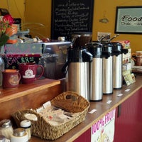 Photo taken at Ane Maes Natural Foods and Coffee House by Barat S. on 9/5/2012