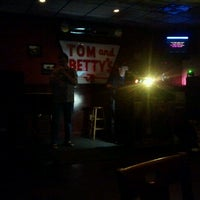 Photo taken at Tom and Betty's by DJ Keith W. on 8/28/2011