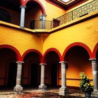 Photo taken at La Casa histórica de Tlaquepaque by JP P. on 7/20/2012