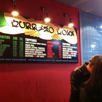 Photo taken at Burrito Boyz by Dick Snyder | C. on 1/16/2012