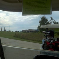 Photo taken at Tunica National Golf & Tennis by Amanda L. on 9/24/2011