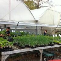 Photo taken at Myers Greenhouse by Jennifer O. on 4/15/2011