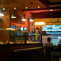 Photo taken at Bambi café by Pedro J. on 9/3/2012
