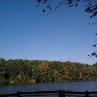 Photo taken at Murphey Candler Park by Richard B. on 10/15/2011