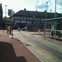 Photo taken at Hounslow Bus Station by Kathy M. on 8/5/2011