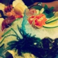 Photo taken at Sushi Zento by Emily C. on 1/26/2012