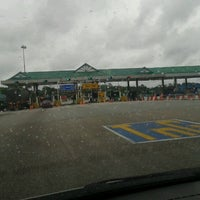 Photo taken at Plaza Tol Ayer Hitam by Mohd fadzal 9. on 10/4/2011