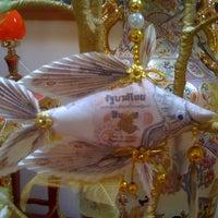 Photo taken at Wat Mongkoltepmunee (Thai Buddhist Temple) by Linda C. on 8/19/2011