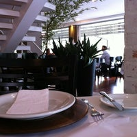 Photo taken at Restaurante Tartine by Júlio César O. on 3/23/2012