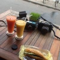 Photo taken at Café 96 by Bunnii S. on 8/17/2012