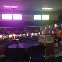 Photo taken at AMF Western Branch Lanes by Diana R. on 7/29/2012