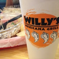 Photo taken at Willy's Mexicana Grill #20 by Delaney on 7/30/2012