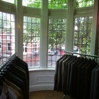 Photo taken at Cafe Faber by Erik v. on 5/31/2012