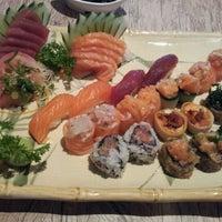 Foto tirada no(a) Kibo Sushi por Anisio G. em 1/29/2012