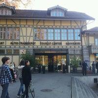 Das Foto wurde bei Altes Tramdepot von Yuri L. am 11/6/2011 aufgenommen