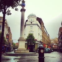 Photo taken at Seven Dials by Claudio D. on 8/5/2012