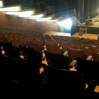 Photo taken at Nationaltheater Mannheim by Ali B. on 1/16/2012