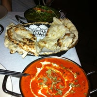 Photo taken at Brick Lane Curry House by Nicole F. on 3/22/2012