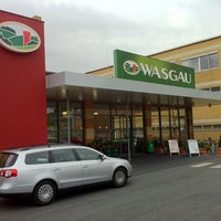 Photo taken at Wasgau by Dupa P. on 6/29/2011