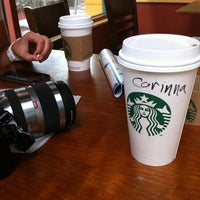 Photo taken at Starbucks by Martin R. on 4/19/2012