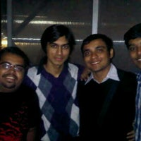 Photo taken at Petra Bistro Lounge by Rushabh G. on 8/22/2011