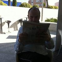 Photo taken at Hotel Sta. Beatriz De Silva by Juan C. on 2/25/2011