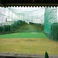 Photo taken at <閉店> 桜ヶ丘ゴルフ練習場 by Yoshitsugu U. on 9/2/2012