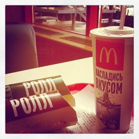 Photo taken at McDonald's by Yaroslav V. on 8/11/2012