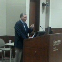 Photo taken at Leadership Studies Building by Bob S. on 4/18/2012